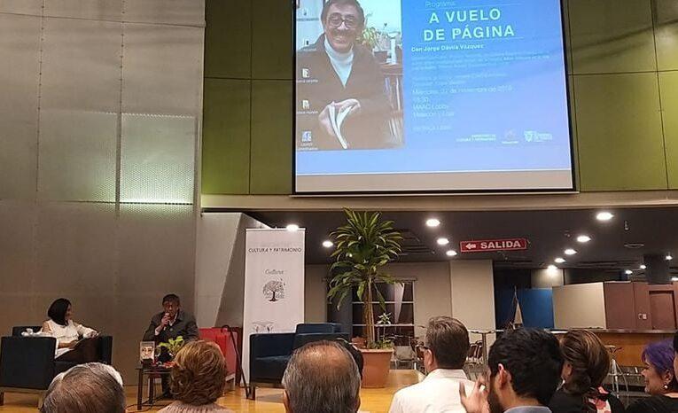 Entrevista a Jorge Dávila Vásquez
