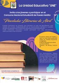 CONCURSO NACIONAL ESTUDIANTIL DE POESÍA
