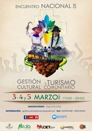 I Encuentro Nacional de Gestión y Turismo Comunitario