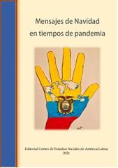 """CES-AL anuncia la presentación del libro """"Mensajes de Navidad en tiempos de pandemia"""""""