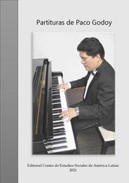 Invitación al lanzamiento del libro: PARTITURAS DE PACO GODOY