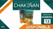 Revista Chakiñan: presentación del núm. 13