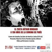 Arthur Rimbaud, 150 años de la Comuna de París