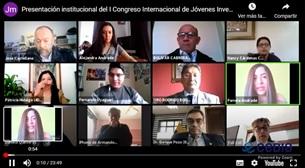 I Congreso Internacional de Jóvenes Investigadores, 2021