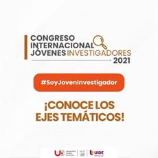Congreso Internacional de Jóvenes Investigadores, 2021