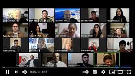 Presentación de Crónicas desde Ecuador II