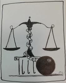 El peso de la Justicia