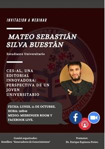 Dos conferencias abordan el papel desempeñado por la Editorial Centro de Estudio Sociales de América Latina