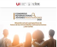 Programa I Congreso Internacional de Jóvenes Investigadores